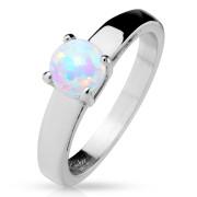 Ocelový prsten 5053