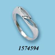 Strieborný prsteň 1574594