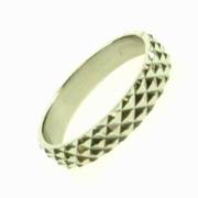 Oceľový prsteň R1344