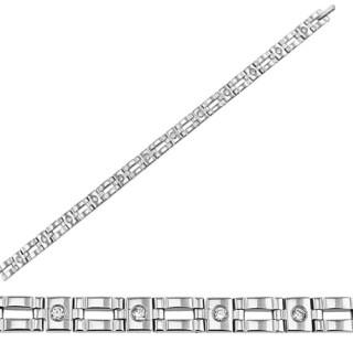 Oceľový náramok SESSB1227