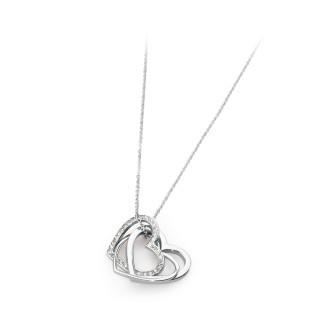 Dámsky náhrdelník Sagapo Triniheart STH03