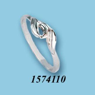 Strieborný prsteň 1574410