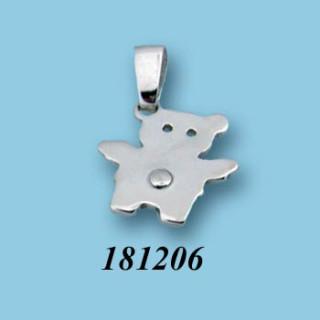 Strieborný prívesok 181206