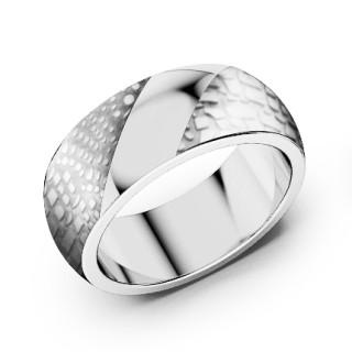 Oceľový prsteň MCRSS016