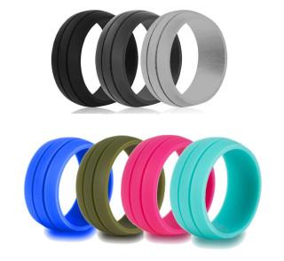 Silikónové prstene súprava JCFSH850