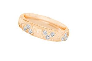 Oceľový prsteň MCRSS032