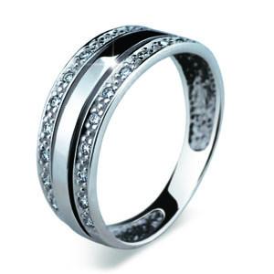 Strieborný prsteň 1773
