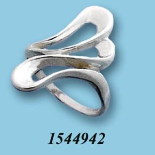 Strieborný prsteň 1544942