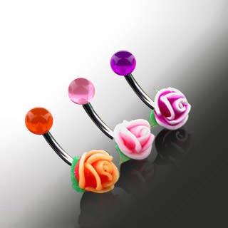 Oceľový piercing-SEHBJNAQ689
