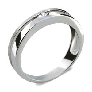 Strieborný prsteň 1710