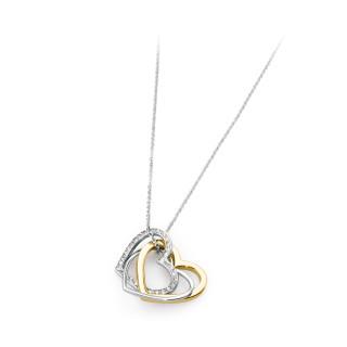 Dámsky náhrdelník Sagapo Triniheart STH02