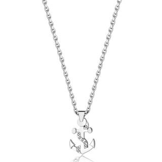 Oceľový náhrdelník Brosway Voyage BVY08