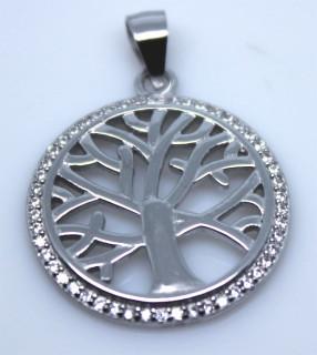 Prívesok na retiazku strom života 307422