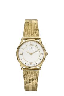 Dámske zlaté hodinky Dugena 4460440