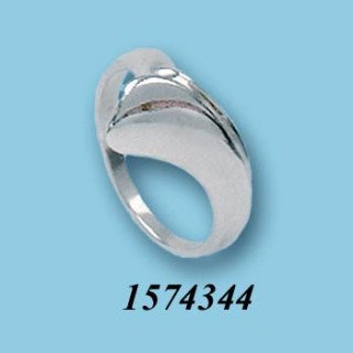 Strieborný prsteň 1574344