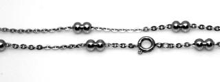 Ocelový náhrdelník 002