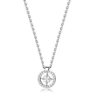 Oceľový náhrdelník Brosway Voyage BVY04