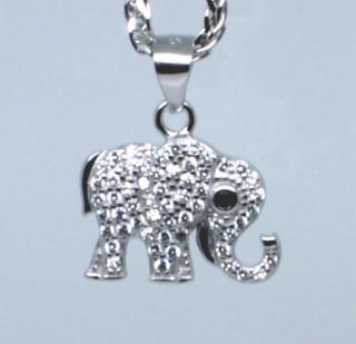 Prívesok slon 305033