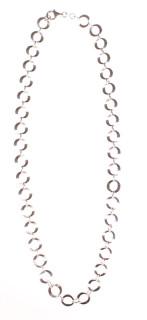 Strieborny nahrdelnik 304638