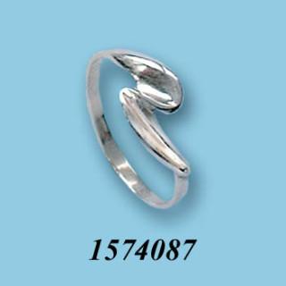 Strieborný prsteň 1574087