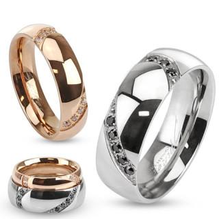 Snubný prsteň 3613