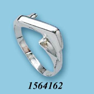 Strieborný prsteň 1564162