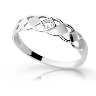 Dámsky prsteň striebro 1912