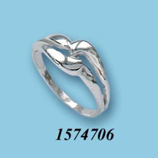 Strieborný prsteň 1574706
