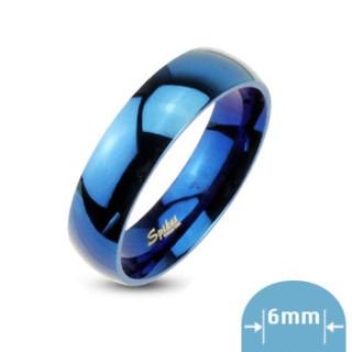 Oceľový prsteň Spikes 004