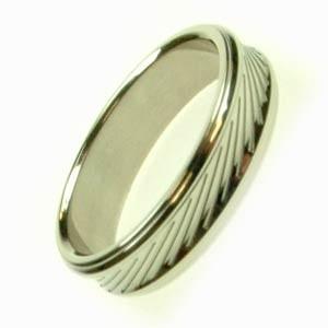 Oceľový prsteň R1408