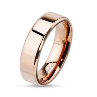 Oceľový prsteň Spikes 082