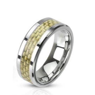 Oceľový prsteň Spikes 2316