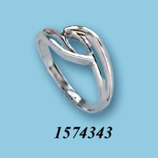 Strieborný prsteň 1574343