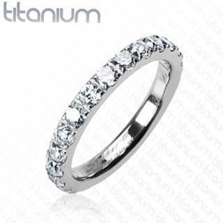 Titanový prsteň SEHTRI3866