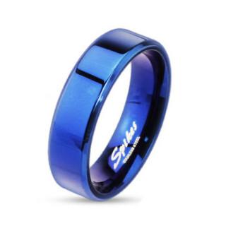 Oceľový prsteň Spikes 084