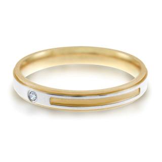 Oceľový prsteň MCRSS014