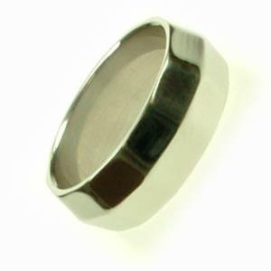 Oceľový prsteň R3515