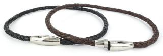 Kožený náhrdelník Badito 002