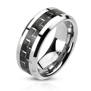 Oceľový prsteň Spikes 2313