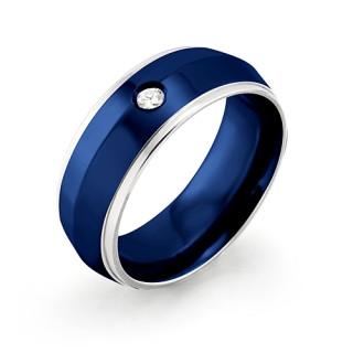 Oceľový prsteň MCRSS009