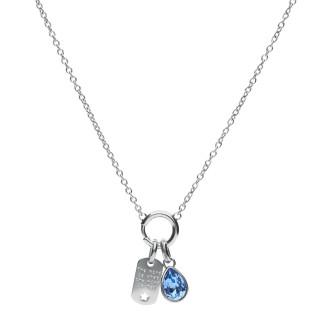 Oceľový náhrdelník Brosway Tres Jolie BTJMS862
